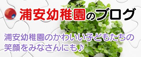 浦安幼稚園のブログ